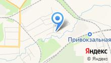 Промтек на карте