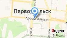 Ниагара на карте