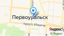 Нотариус Двинянинова И.В. на карте