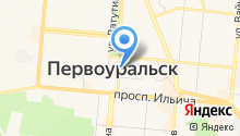 Фасадметалл Урал на карте