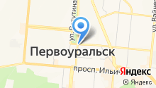 Веселый булочник на карте