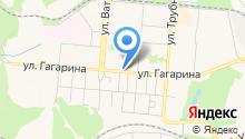 Всероссийское общество глухих на карте