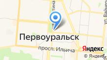 Региональный финансовой центр на карте