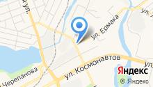 Яйцо Покровское на карте