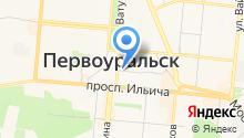 Ситидорс на карте