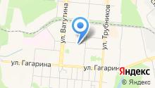 Отдел Военного комиссариата Свердловской области по г. Первоуральску на карте
