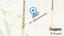 Deonix на карте