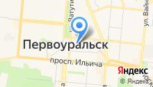 Управление социальной политики по г. Первоуральску на карте