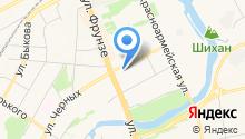 Vorona на карте