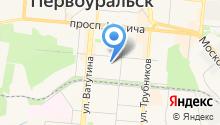 Медиум на карте