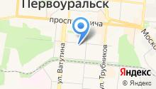 Сибирская Благозвонница на карте