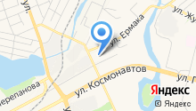 автопрокат *регион 96* на карте