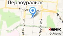 SiteCraft.pro на карте