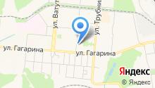Радио Gold FM на карте