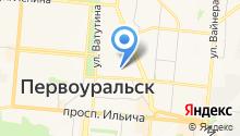 Город Комфорта на карте