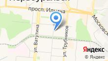 Риелт-сервис на карте