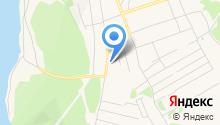 Святобор на карте
