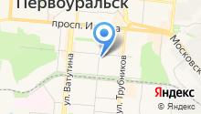 Центр красоты Екатерины Коломацкой на карте