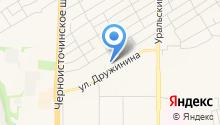 ТАГИЛГРАД на карте
