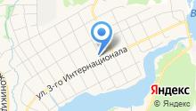 Старообрядческий храм Николая Чудотворца на карте