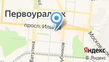 МегаЧел на карте