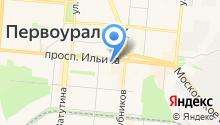 Первоуральск: ХРОНИКА на карте