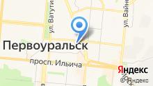 Банкомат, Банк Москвы на карте