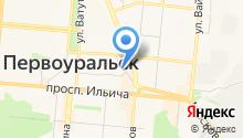 Рск-сервис на карте