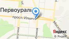 РАЙТ на карте