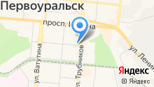 Уральские поместья на карте