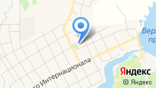 Первоуральская ветеринарная лечебница на карте