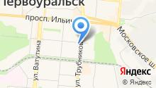 Магазин страховок на карте