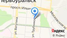 РозаМаркет на карте
