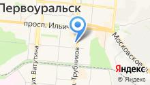 Профклининг Сервис на карте
