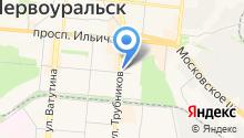 Бенефис на карте
