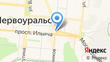 Михайловское молоко на карте
