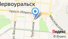 Гиппопотам на карте