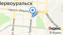ЭЛБИПРОМ на карте