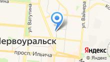 Даниловское на карте