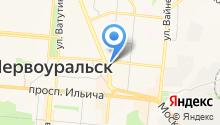 Автостоянка на проспекте Ильича на карте