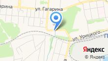VIP-Гараж на карте