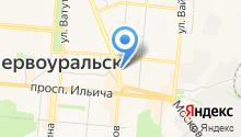 Юмакс на карте