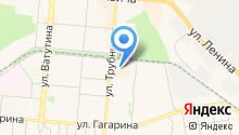 Антошка на карте