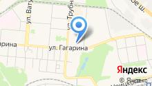 Почтовое отделение №4 на карте