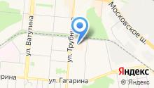 Магазин по продаже хлебобулочных и кондитерских изделий на карте