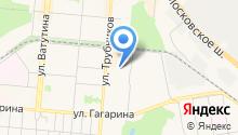 ЭСТОДЕНТ на карте