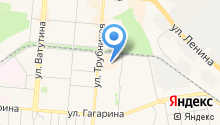 Почтовое отделение №623100 на карте