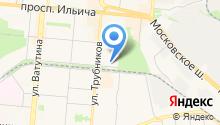 Росинка на карте