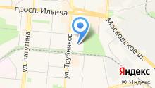 Прокуратура г. Первоуральска на карте