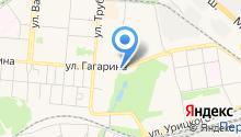 Лаймик на карте